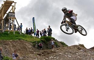 Riding on